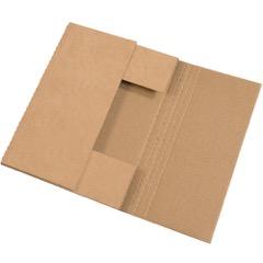 Kraft Easy-Fold Mailers