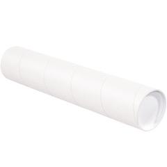 """White Tubes - 4"""" Inside Diameter"""