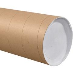 """Jumbo Kraft Tubes - 8"""" Inside Diameter"""