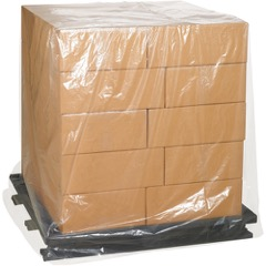 Pallet Covers - Clear - 4 Mil
