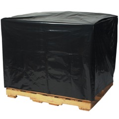 Pallet Covers - Black - 2 Mil