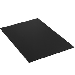 Black Plastic Corrugated Sheets