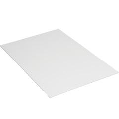 White Plastic Corrugated Sheets