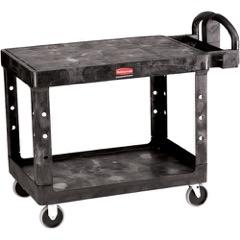 Rubbermaid® Flat Shelf Utility Carts