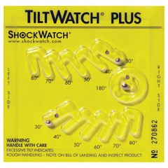 TiltWatch® Plus with Label