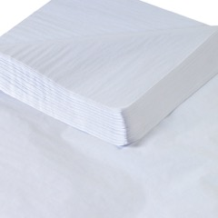 White Tissue Paper Sheets