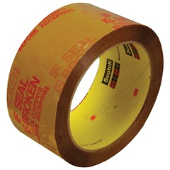 3M™ 3732 Pre-Printed Carton Sealing Tape