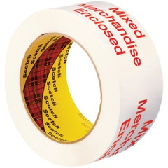 3M™ 3775 Pre-Printed Carton Sealing Tape