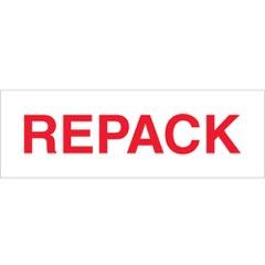 Tape Logic® Pre-Printed - REPACK