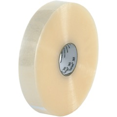 "2"" x 1000 yds. Clear 3M™ 305 Carton Sealing Tape"