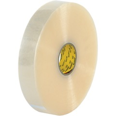 "2"" x 1000 yds. Clear 3M™ 313 Carton Sealing Tape"