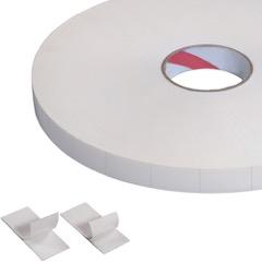 Tape Logic® Pre-Cut Double-Sided Foam Strips