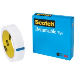 Scotch® 811 Magic Tape (Removable)