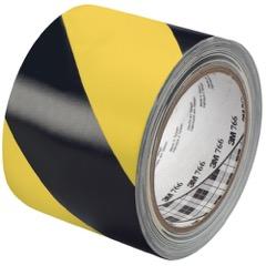 3M™ 766 Striped Vinyl Tape