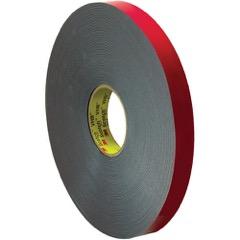 "1"" x 5 yds. Gray 3M™ 4646 VHB™ Tape"