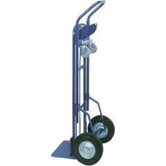 Heavy-Duty Convertible Steel Hand Truck